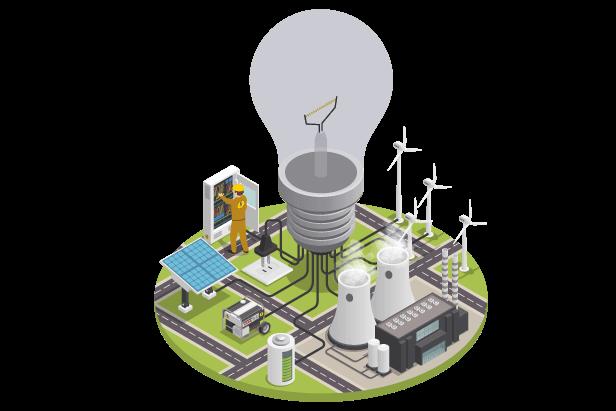 تجهیزات برق صنعتی یکتا صنعت